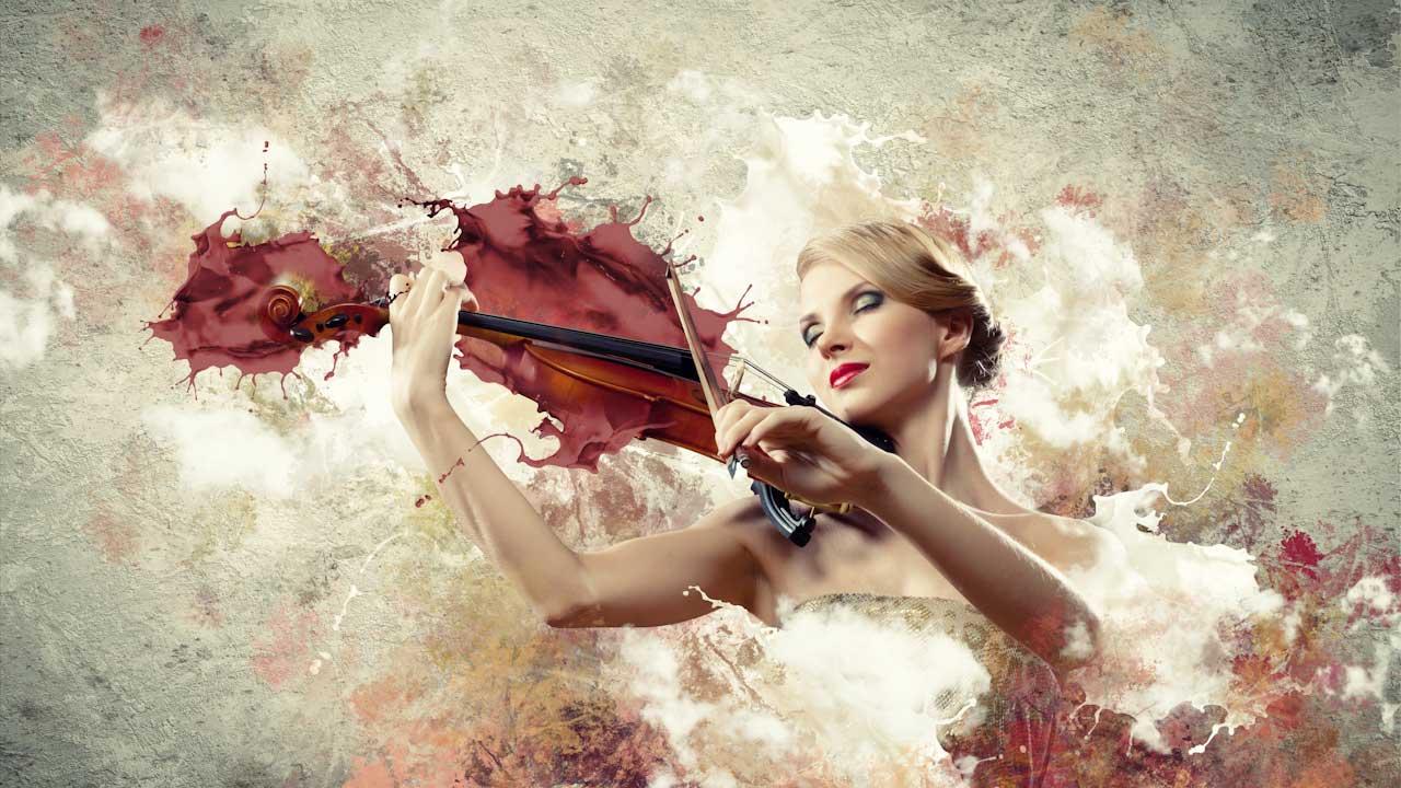 Музыка твоей причёски все мечтают