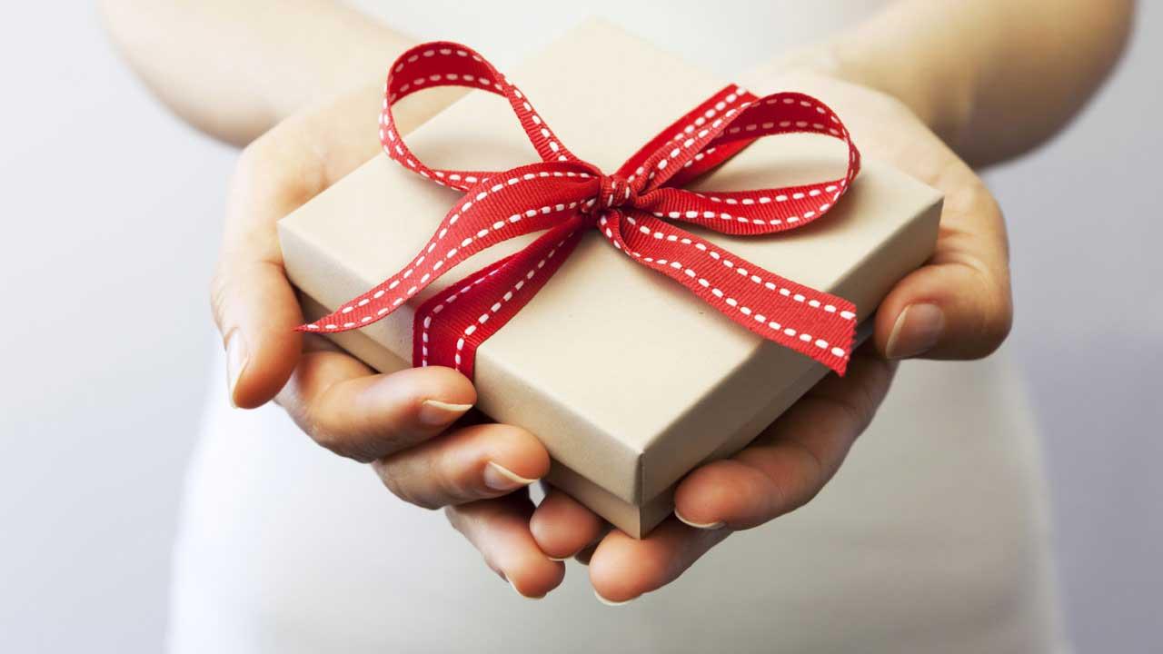 Все о дарениях подарков 524