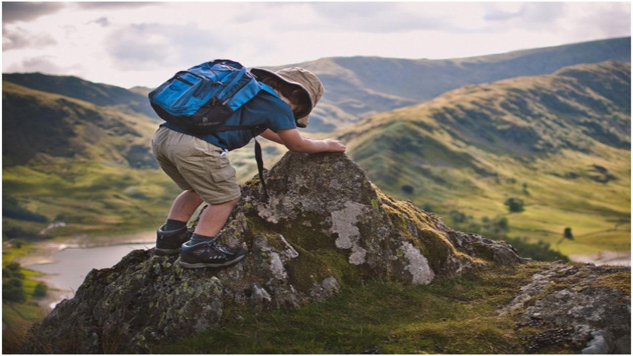 самостоятельность ребенка: 7 принципов воспитания