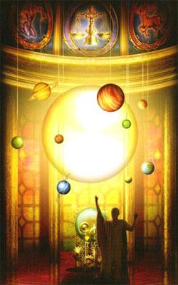 миссия человека: аркан солнце