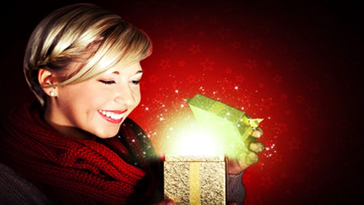 Подарок: Волшебная практика