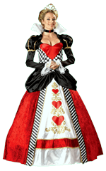 женщина-королева