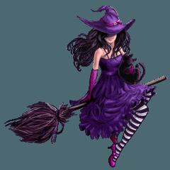 женщина-волшебница