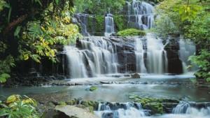 Медитация Водопад