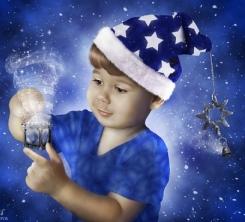 Упражнение для начинающего волшебника или как вырастить ребенка успешным?