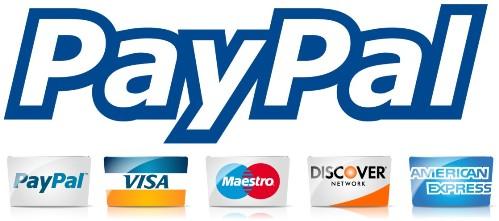 платежные системы: Paypal