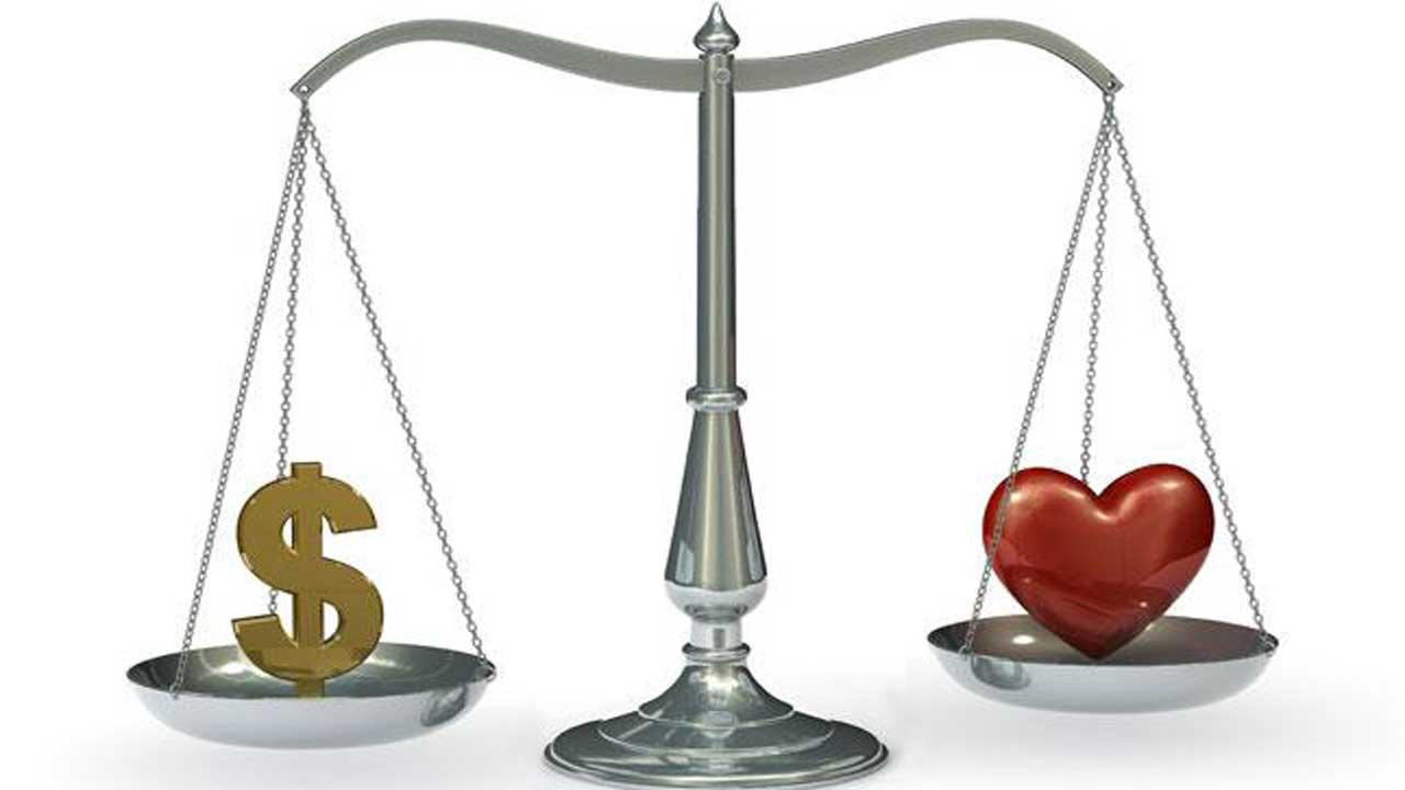 Деньги vs Здоровье