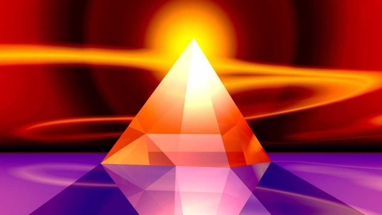 Пирамида жизни и богатства