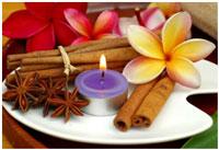 ароматы ванили и корицы