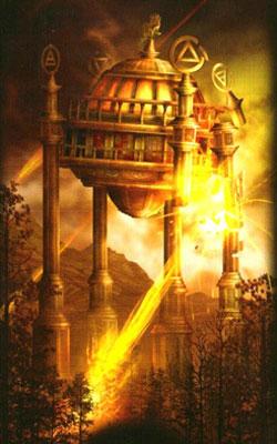 миссия человека: аркан башня