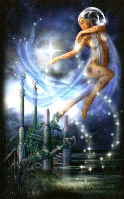 миссия человека: аркан звезда