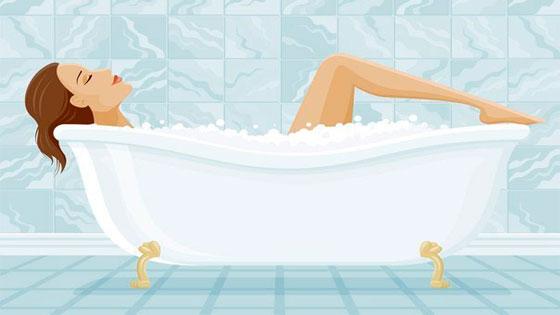 Крапива и ее тайны: ванна из крапивы