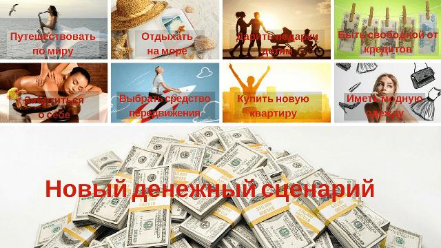 Деньги Рода: Новый денежный сценарий
